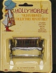 Click here to enlarge image and see more about item 797s: Holly Hobbie Miniature