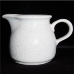 Click here to enlarge image and see more about item 806: German  Ceramic  Creamer
