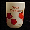 Click to view larger image of Strawberry Shortcake Apple Dumpling Mug (Image2)