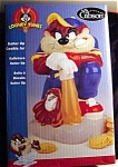 Looney Tunes Tazmanian Devil Cookie Jar