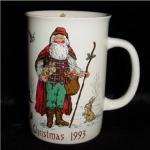 Click to view larger image of Santa Clause Coffee Mug (Image1)