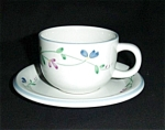 Allegro Hearthside Cup and Saucer Set