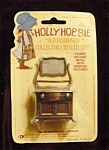 Click here to enlarge image and see more about item 844s: Holly Hobbie Miniature