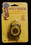 Click here to enlarge image and see more about item 845s: Holly Hobbie Miniature