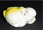 Click here to enlarge image and see more about item 87s: Lamb Planter