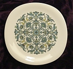 Click here to enlarge image and see more about item 886s: Fashion Manor Maria Dinner Plate