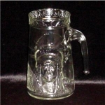 Click here to enlarge image and see more about item 890: Anchor Hocking Statue of Liberty Mug