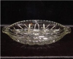 Click here to enlarge image and see more about item 904: Three Part Relish Dish