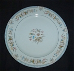 Society First Lady Dinner Plate