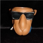 Click here to enlarge image and see more about item 934: Joe Camel Drink Holder