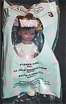 Click here to enlarge image and see more about item 944s: 2003 McDonalds Madame Black Girl Doll