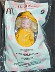 Click here to enlarge image and see more about item 951s: 2003 McDonalds #9 Madame Alexander Doll