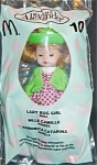 Click here to enlarge image and see more about item 952s: 2003 McDonalds #10 Madame Alexander Doll
