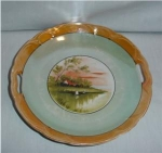 Click here to enlarge image and see more about item 963: German Decorative Plate