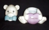 Click to view larger image of Precious Moments Bear Cookie Jar (Image2)