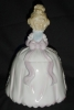 Click to view larger image of Precious Moments Prayer Girl Cookie Jar (Image3)