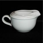 Click here to enlarge image and see more about item 983: Pfaltzgraff creamer