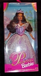 Click here to enlarge image and see more about item b106: 1998 Princess Barbie Doll