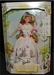 Click here to enlarge image and see more about item b16: 1997 Barbie and The Tale of Peter Rabbit Doll