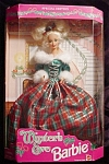 Click here to enlarge image and see more about item b57: 1994 Winter's Eve Barbie Doll Special Edition