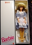 Click here to enlarge image and see more about item b63: 1992 Little Debbie Collectors Barbie Doll