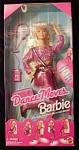Click here to enlarge image and see more about item b72: 1994 Dance Moves Barbie Doll