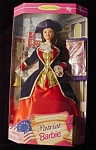 Click here to enlarge image and see more about item b80: 1997 Patriot Barbie Doll