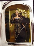 Click here to enlarge image and see more about item b91: 1995 Midnight Gala Barbie Doll