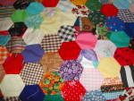 Click to view larger image of Cobblestone Quilt Top (Image2)