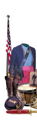 Civil War memorabilia and Americana for the serious collector