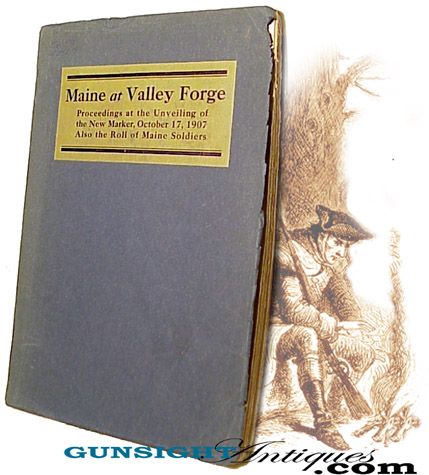 MAINE at VALLEY FORGE - DEDICATION & ROLL (Image1)
