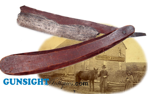 earlier to turn of the century DISPLAY RAZOR (Image1)