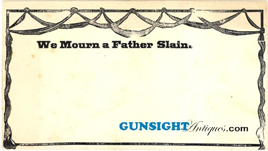 Abraham Lincoln  'We Mourn a Father Slain' COVER (Image1)