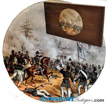 Civil War MAGIC LANTERN SLIDE (Image1)