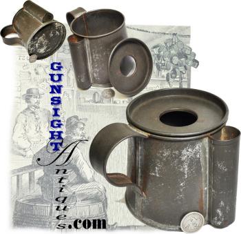 19th century SHAVING CUP (Image1)