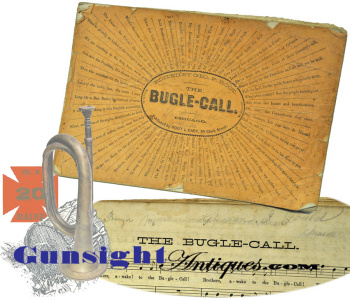 2nd & 20th Maine - identified - Bugle Call – Civil War Patriotic Music Book (Image1)