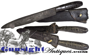 Revolutionary War / Frontiersman - Rifleman Knife