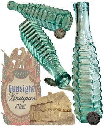 original teal green – PEPPER SAUCE BOTTLE (Image1)