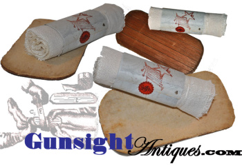 An Original Civil War Era - Bandage Roll & Splint