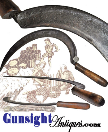 fine condition – America Revolutionary War era - SICKLE (Image1)