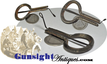 Civil War vintage JEWS HARP (Image1)