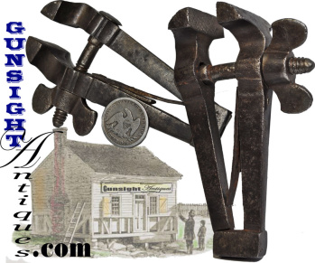 1700s Through Early 1800s - Artisan's Hand Vice