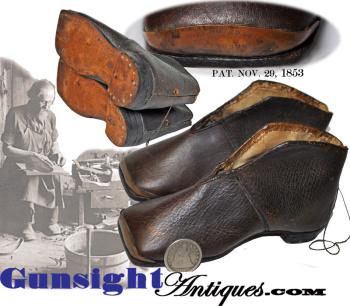 original Civil War vintage pair - BROGAN SALES SAMPLE  (Image1)