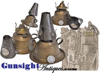 Civil War period - Finger Lamp / Food Warmer (Image1)