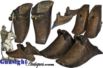 period authentic – Spanish Conquistador STIRRUPS (Image1)