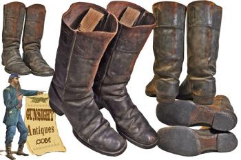 Civil War vintage BOOTS (Image1)