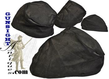 original! Civil War McDowell Pattern Forage Cap – RAIN COVER (Image1)