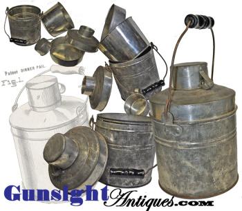 classic tin – DINNER PAIL (Image1)