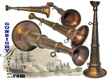 19th century SPEAKING TRUMPET (Image1)