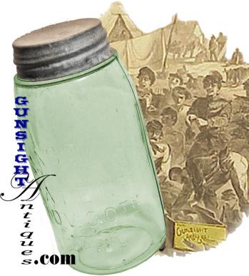 Pat. 1858  PRESERVE JAR (Image1)